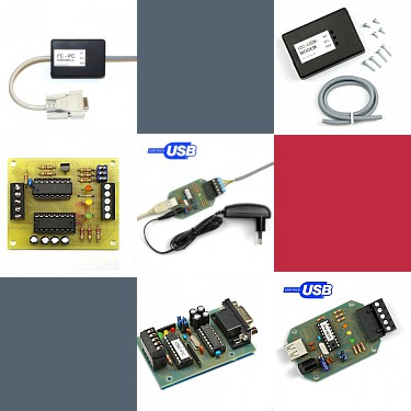 I2C-PC-Interface