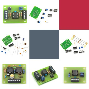 I2C test boards