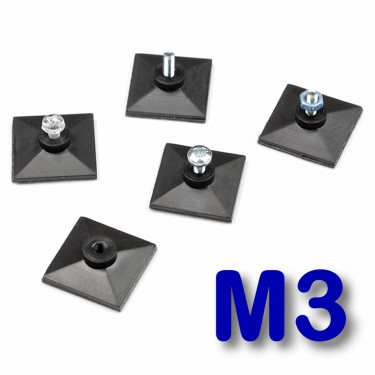 Self adhesive base M3