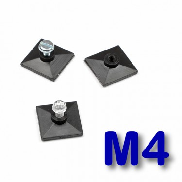 Self adhesive base M4