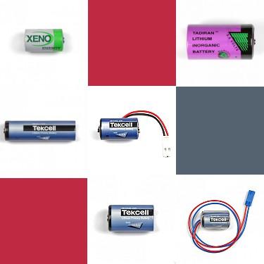 PLC-Batteries