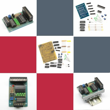I2C Digital Input-Card